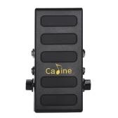Caline CP-31Pギター・ボリューム・ペダルブースト機能付デュアル・チャンネルTrue Bypassフルメタル・シェル