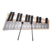 Примечание 25 колокольчики ксилофон образовательных музыкального инструмента перкуссия подарок с сумка