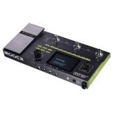 MOOER GE200アンプモデリング&マルチエフェクトペダル55アンプモデル26スピーカーキャブモデル70エフェクト52sルーパー40ドラムパターン10メトロノームリズム