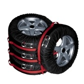 Saco de armazenamento de pneu de tampa de pneu sobressalente de carro