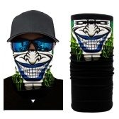 Unseamed Multifunctional Headband Skull Bandana Helmet Neck Face Mask