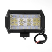 Barre luminose da lavoro da 5 pollici 84W 28 LED 9-32 V Flood Spot