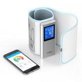 Koogeek aprobó el monitor de presión arterial de brazo superior inteligente para iOS / Android