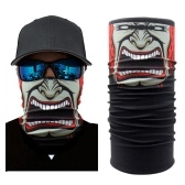 Unseamed Multifunctional Headband Skull Bandana Helmet Neck Face Mask