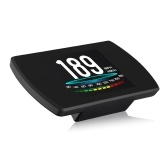 Pantalla de 3 pulgadas para coche HUD Head Up Display OBD II