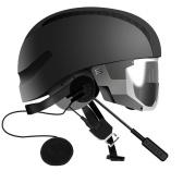 H113 Motorcycle helmet Earphone 3.5mm Plug Headset
