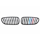 Segunda mão M-cor preta frente grade de rim estilo esportivo Grill para BMW Z4 2003-2007