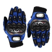 Мотоциклетные верховые перчатки Кожаные противоразовые перчаточные перчатки Гоночные защитные перчатки Экран Touching Design