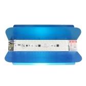 AC170-240V 50W 68 LED Lampada a luce diffusa in iodio al tungsteno