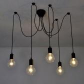 AC85-265V 500W(最大)5-Endペンダントライト天井壁ランプ