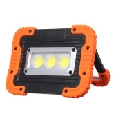 Lampe de travail portable 3 LEDs COB LED Light