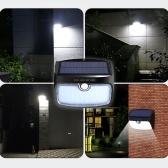 28 LED di tipo LED a luce solare