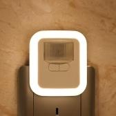 AC110-240V LED Plug-in Motion Sensor Light