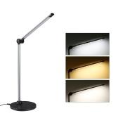 6W 60 LED التحكم باللمس الحساسة مكتب مصباح 3 إضاءة وسائط الجدول الخفيفة