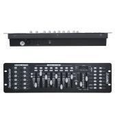 Console de contrôleur DMX512 16 canaux 192 canaux