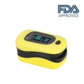 Heal Force OLED Fingertip Pulse Oximeter Blood Oxygen Saturation Monitor