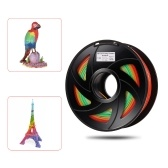 1.75mm 1Kg/Roll PLA 3D Printer Filament Color Changing (Color Random Delivery)