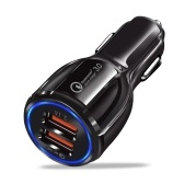 Quick Car Charger With 2 USB Port