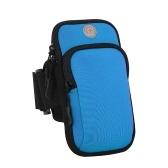 多機能シンプルな飲み物フィットネススポーツフォンアームバッグ