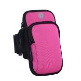 Multi-funcional simples Potável Fitness Sports Phone Arm Bag