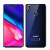 Cubot P20 Mobile Phone 4GB 64GB 6.18Inch Notch 19:9 Screen
