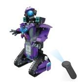 BB13003 M3 333PCS fai da te 2.4G Smart Remote Control Building Block RC Robot giocattolo