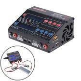 Ultra Power UP100AC DUO 100W LiIo/LiPo/LiFe/NiMH/NiCD batteria equilibrio Multi caricatore/scaricatore