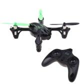Quadricoptère RTF 100% Hubsan X4 H107C 2.4G 4CH RC avec caméra noir et vert (quadcoptère Hubsan X4; quadcoptère Hubsan H107C)