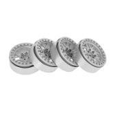 4pcs in lega da 2,2 pollici deadlock wheel orlando hub
