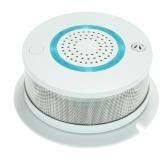 الذكية WIFI + APP النار دخان ودرجة الحرارة الاستشعار
