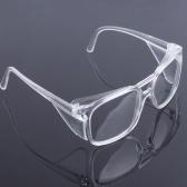 安全作業用アイウェアメガネをクリア
