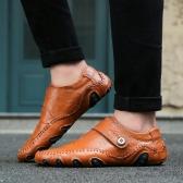 أزياء نمط الرجال المتسكعون هوك الأحذية عارضة