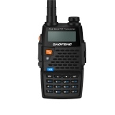 BAOFENG Pofung Walkie Talkie BF-UV-5R 4 Generation Black Knight Two-way Radio