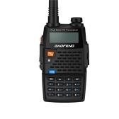 BAOFENG Pofung Walkie Talkie BF-UV-5R 4 поколения Черный рыцарь Двусторонняя радиостанция