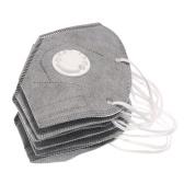 6PCS Anti-Dust Respirator Non-Woven Face Mouth Mask