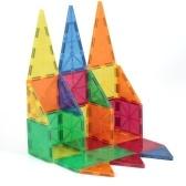 Azulejos magnéticos transparentes juguetes de modelado