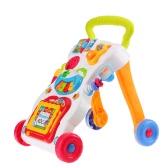 Andador musical de ABS con asiento ajustable multiusos para niños pequeños de segunda mano con tornillo ajustable