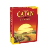 Catan 5-6 Player Extension Table Board Card Game