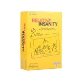 Relative Insanity Party Card Game