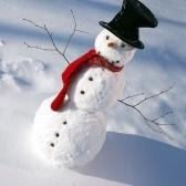 13 pçs / set boneco de neve de natal dress up set acessórios