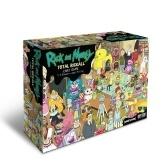 RickとMorty Total Rickall協同テーブルボードカードゲーム