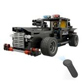 BB13007 462PCS vehículo de comando de bricolaje
