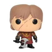 FUNKO POP لعبة من عروش Tyrion Lannister معركة درع اليد نموذج