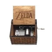 Creative Wood The Legend of Zelda tema canción caja de música