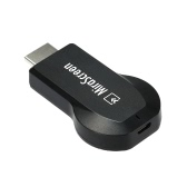 MiraScreen WiFi Display Receiver DLNA Airplay Miracast Display Dongle with HD Plug
