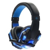 Casque Gaming Headphone pour PC avec Microphone