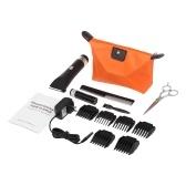 Cortador de cabello eléctrico Cortador de cabello profesional Kit de corte de cabello inalámbrico