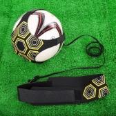 Lixadaソロサッカートレーナーサッカーボールキックトレーニング実践支援トレーナー調整ベルト