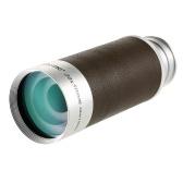 秒針20x50ハンドヘルドZoomable単眼折りたたみ式ポケット単眼望遠鏡旅行スコープキャリーポーチ付き