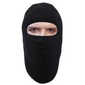 冬の暖かいスポーツフリースフルフェイスマスク